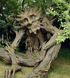 Epic Tree Sculpture