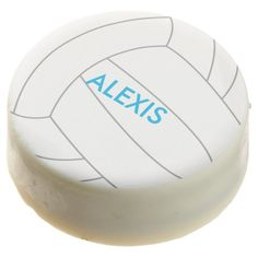 Shop Volleyball Sports Themed Birthday Chocolate Covered Oreo created by heartlocked. 16th Birthday Cake For Girls, Kids Birthday Party Invitations, Birthday Cake Girls, Birthday Ideas, 30th Birthday, Volleyball Birthday Cakes, Sports Theme Birthday, Volleyball Party, Chocolate Dipped Oreos