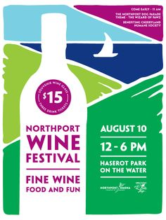 food and wine festival poster images - Google Search