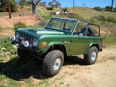 Ford bronco classic