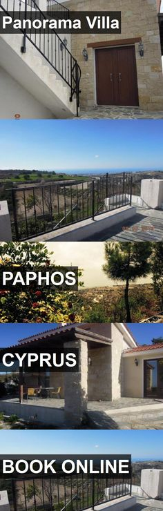 Hotel Panorama Villa in Paphos, Cyprus. For more information, photos, reviews and best prices please follow the link. #Cyprus #Paphos #travel #vacation #hotel