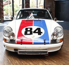 Porsche 911 Brumos bei Sportwagen Klassiker Berlin in der Classic Remise