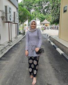 Kebaya Peplum, Kebaya Lace, Kebaya Hijab, Kebaya Brokat, Batik Kebaya, Dress Brokat, Kebaya Muslim, Batik Dress, Lace Dress