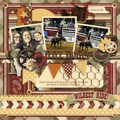 Layout using {Wild Frontier} Digital Scrapbook Kit by Magical Scraps Galore http://store.gingerscraps.net/Wild-Frontier.html http://www.scraps-n-pieces.com/store/index.php?main_page=product_info&cPath=66_152&products_id=7611#prettyPhoto
