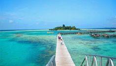 indahnya pulau harapan indonesia #pulauharapan #pualuseribu #indonesia #puterputerkota