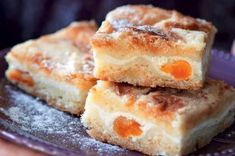 14x dezert s tvarohem | Apetitonline.cz Apple Pie, Cornbread, Baked Goods, Sweet Recipes, Mashed Potatoes, French Toast, Food And Drink, Sweets, Cooking