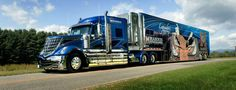 Image result for SEMI HORSE TRAILERS