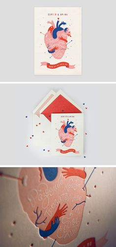 Wedding Invitation - Anya Aleksandrova