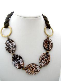 Colier Agate Vintage (85 LEI la Quadrille.ro.breslo.ro) Agate, Beaded Necklace, Vintage, Jewelry, Fashion, Beaded Collar, Moda, Jewlery, Pearl Necklace