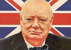 """Diez frases de Winston Churchill: """"El éxito es la capacidad de ir de fracaso en fracaso sin perder el entusiasmo""""   Muy Interesante."""