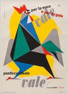 Pasticca Valè, Dufour Vintage Advertising Posters, Vintage Advertisements, Food Advertising, Vintage Italian, Vintage Art, Retro Ads, Illustrations Posters, Graphic Design, Poster Prints