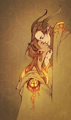 Inspiration for Van and Helaena Yuba. #MSPre unforget by dapper-owl.deviantart.com on @deviantART