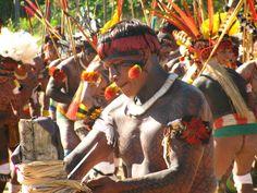 Blog do Mércio: Índios, Antropologia, Cultura: O Parque Indígena do Xingu continua lindo