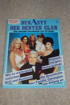 Dynasty: Der Denver Clan: Das aktuelle Sonderheft zur TV-Serie