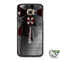 Umbrella Corp Resident Evil Samsung Galaxy S6 Case