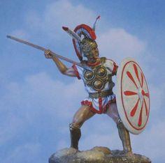 Samnite warrior
