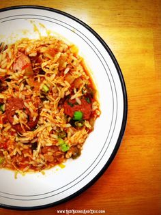 Forgotten Once Jambalaya from Red Beans