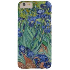 Irises by Vincent Van Gogh Barely There iPhone 6 Plus Case - #vangogh #iphone #iphone6 #iphone6plus #art