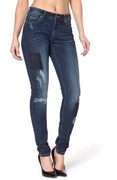 De sejeste TrulyMine Jeans M?rk denim TrulyMine Underdele til Outlet til enhver anledning