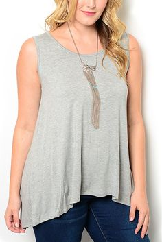 http://www.dhstyles.com/Gray-Plus-Size-Boho-Sheer-Flowy-Trapeze-Sleeveless-p/moa-320x-gray.htm