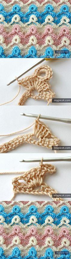 crochet free pattern...♥ Deniz ♥