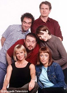 "Cold Feet"" 1997 to 2003) follows three couples -- Adam and Rachel, Pete and Jenny, and David and Karen -- who experience the ups and downs of romance. The show tells the story of the characters' and their relationships from both sides"