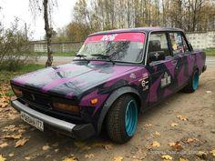 Жигули Боевая Классика Lada Drift, Russia, Good Things, Cars, Vehicles, Vintage Cars, Legends, Autos, Automobile