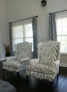 Have you picked up a dingy chair with great bones? Give it new life with this tutorial from Custom Decor!