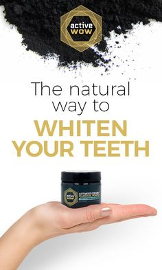 teeth whitening remedies The Best Way to Whiten Your Teeth: Active Wow Natural Charcoal Teeth Whitening - Natural Teeth Whitening: for people who don't want to use gels and peroxides Whitens Over Time: removes stains from coffee, tea and more—all without Coconut Teeth Whitening, Teeth Whitening Remedies, Charcoal Teeth Whitening, Natural Teeth Whitening, Whitening Kit, Charcoal Toothpaste, Natural Toothpaste, Skin Whitening, Pole Dancing