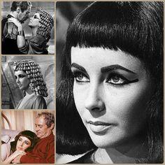 Elizabeth Taylor Cleopatra, Mona Lisa, Artwork, Movie Posters, Work Of Art, Auguste Rodin Artwork, Film Poster, Artworks, Billboard