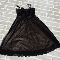 Black Classy Date Dress Host Pick Perfect for dance or homecoming! Comfortable Sweet Dress that is very versatile!!!!! Black with nude lining! KLD Signature  Dresses Prom