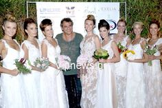 George Vorreas for ELENA VORREA Haute Couture 2015 Couture 2015, Bridesmaid Dresses, Wedding Dresses, Evening Dresses, Bridal, Fashion, Haute Couture, Bridesmade Dresses, Bride Dresses
