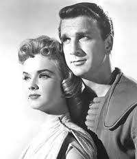 Leslie Nielsen and Anne Francis.....Francis died on January 2, 2011, from complications due to pancreatic cancer at a retirement home in Santa Barbara, California, a little more than a month after the death of her Forbidden Planet co-star Leslie Nielsen. She was survived by her two daughters and one grandchild.