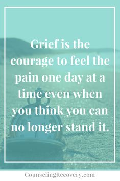 How do we heal from grief? Click to learn more and pin it for later!