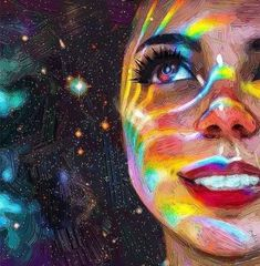 ideas love art drawing creativity pictures for 2020 Psychedelic Art, Wow Art, Oeuvre D'art, Painting & Drawing, Paper Drawing, Light Painting, Art Inspo, Amazing Art, Art Reference