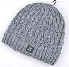 1a647d0bf63 2017 bonnet winter mens Skullies designer hat outdoor mask knitted wool hat  men cap beanies plus thick velvet hats for men