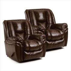 Picture of Swivel Glider Recliner (Set of 2) at NFM $1200