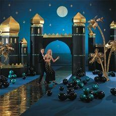 Aladdin Themed Bedroom
