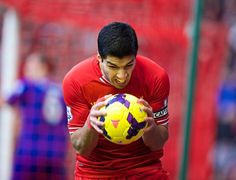From Judas to Midas: His Name is Suarez, He Wears the Famous Red - Liverpool FC This Is Anfield