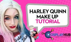 "Suicide Squad, #HarleyQuinn ""Combat"" version #makeup by @Sara Rouge Cosplay"