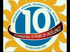 Dhirubhai Ambani International School in Mumbai, Mahārāshtra