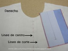 Sewing Basics, Sewing Hacks, Sewing Tutorials, Sewing Projects, Dress Sewing Patterns, Blouse Patterns, Sewing Clothes, Diy Clothes, Embroidery Applique