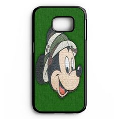 Mickey Mouse Disney Obey Ohboy Funny Humour Joke Funny Samsung Galaxy S6 Edge Plus Case