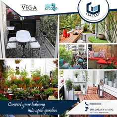 At #GalaxyVega you buy an opportunity to decorate your balcony as an open garden because it comes with a big balcony area. #TheGalaxyGroup #MotivationMonday  #GalaxyShoppe #GalaxyNorthAvenueII #LuxuriousResidential