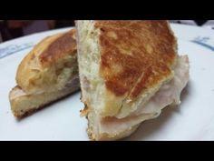 Sandwich de Pan de Mallorca