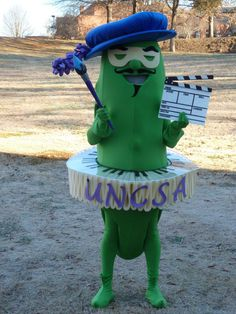Tim's Top 5: College mascots the UNCSA Fighting Pickle could beat up