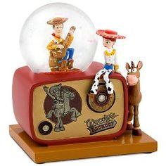 Toy Story Snowglobe