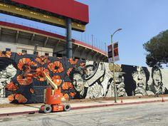 David Flores; World Stage LA Memorial Coliseum
