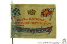 RNLI. WW1 Fundraising Flag Day