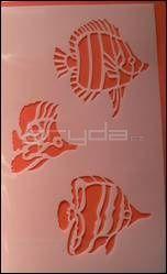 tres peces